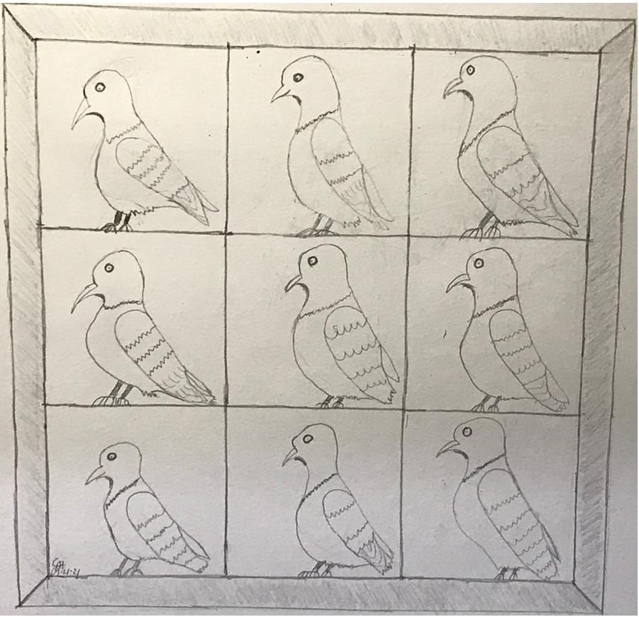 Being pigeonholed